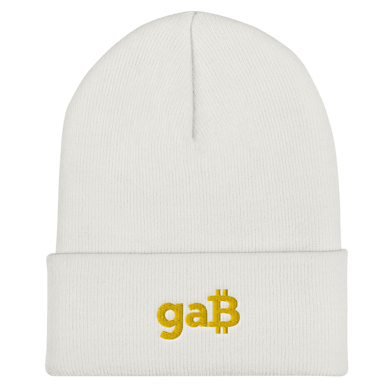 Free Speech Money Beanie - White